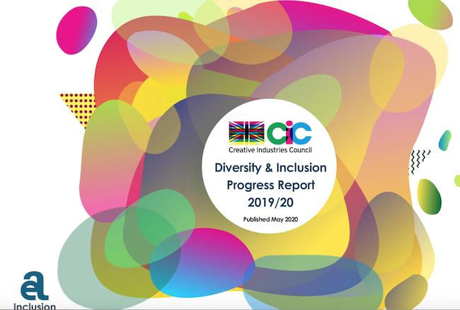 Diversity report header