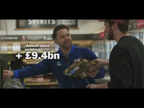 Transforming Aldi UK over a decade