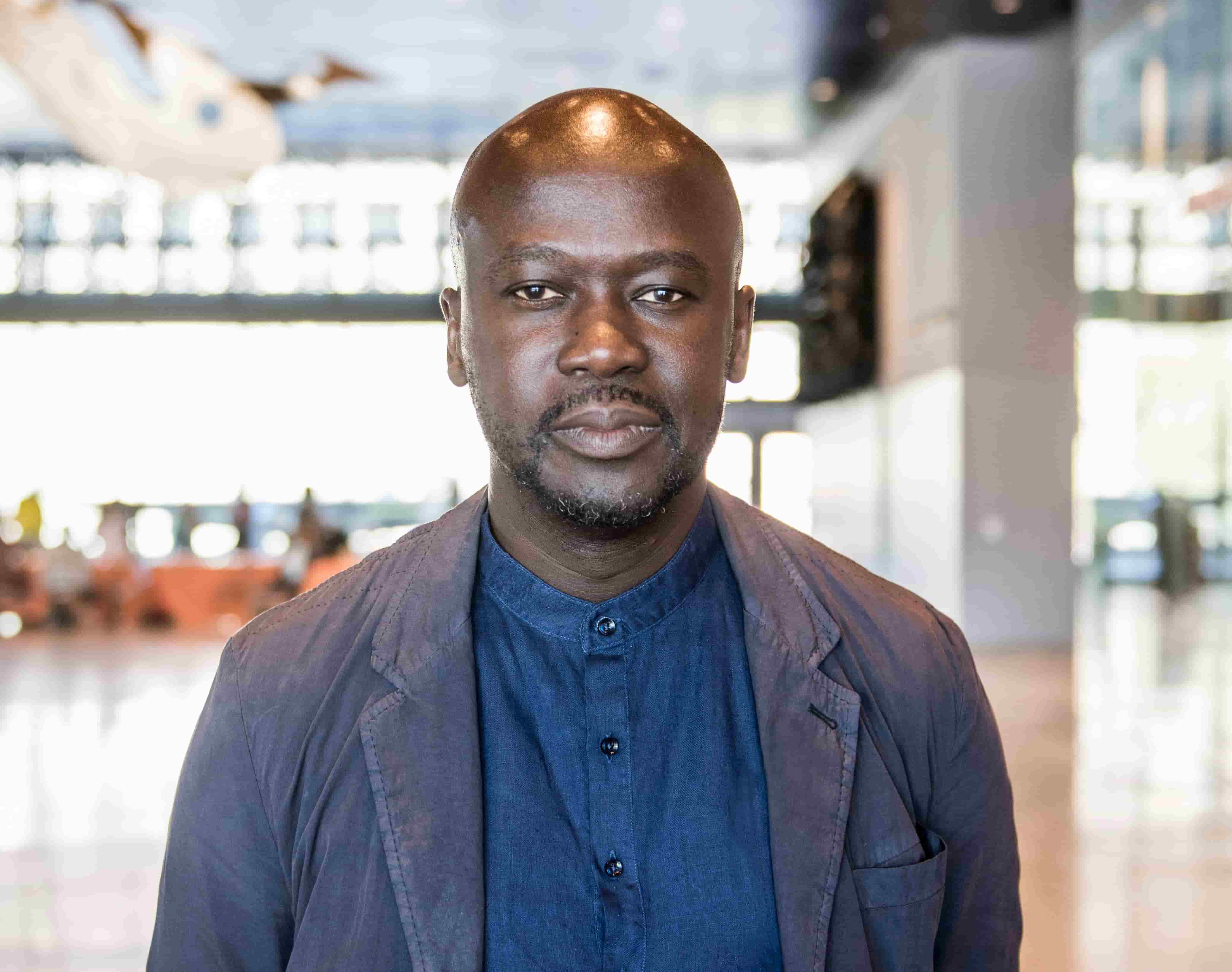 Adjaye receives 2021 Royal Gold Medal for architecture