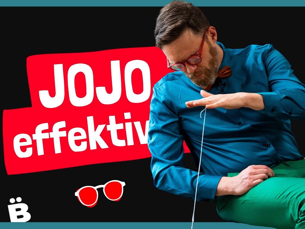 Björn Bücks spielt Jojo