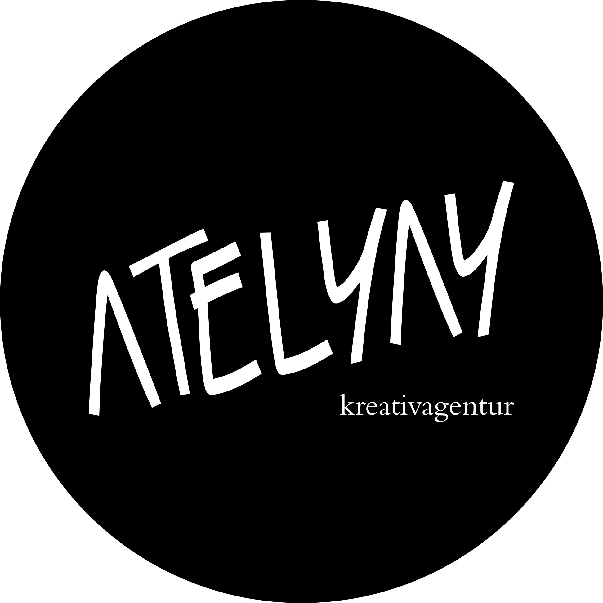 ATELYAY kreativagentur Wien Logo