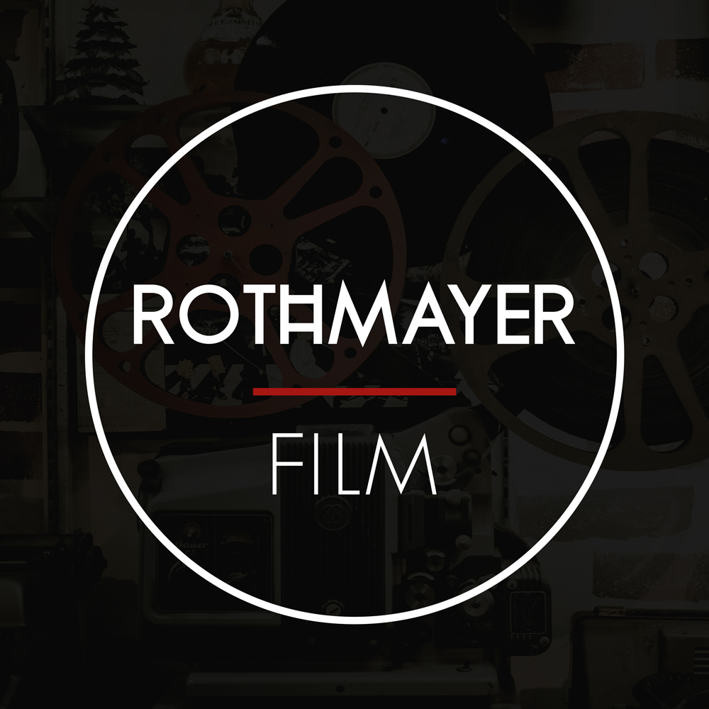 Rothmayer Film Wien Logodesign