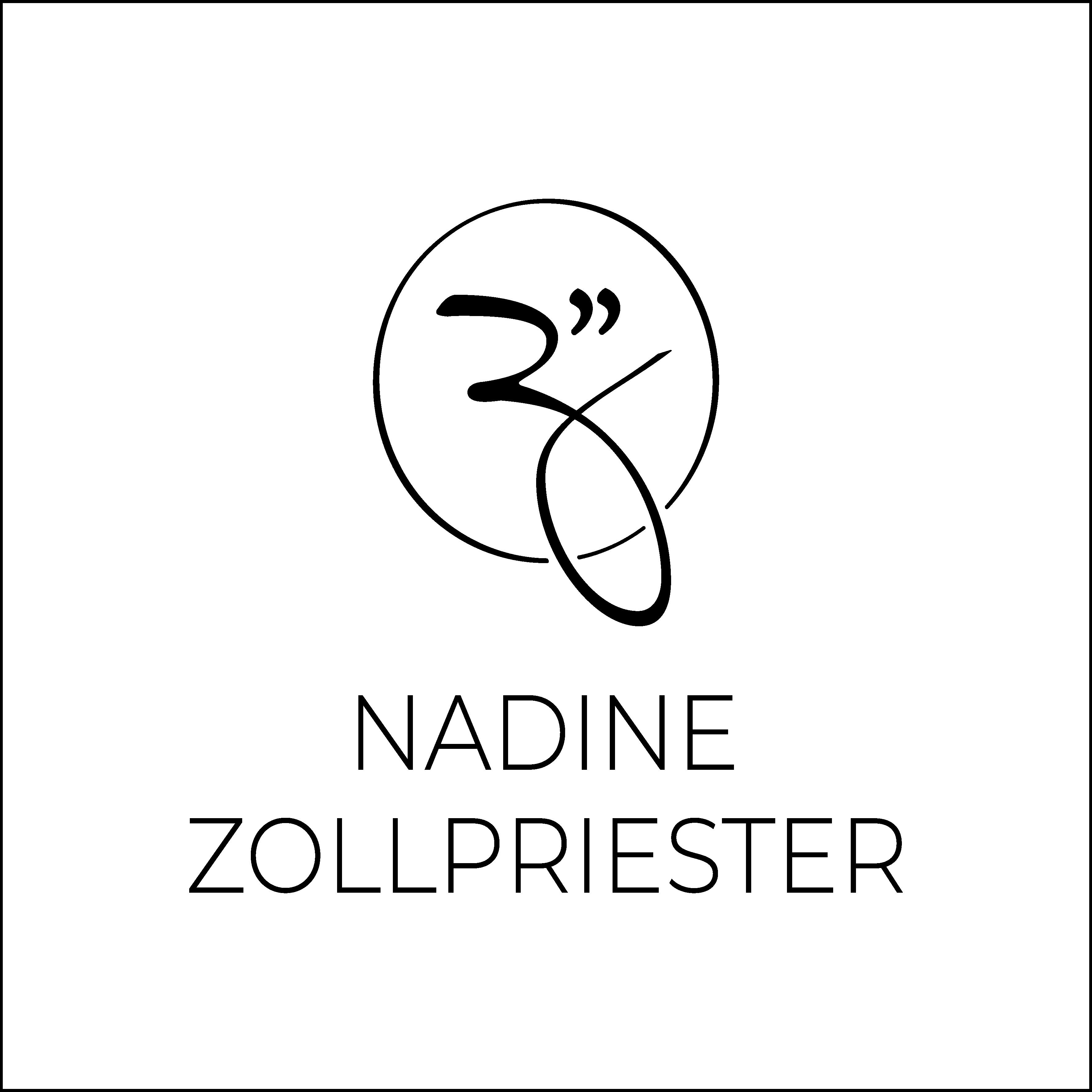 nadine zollpriester coaching marketing logo atelyay