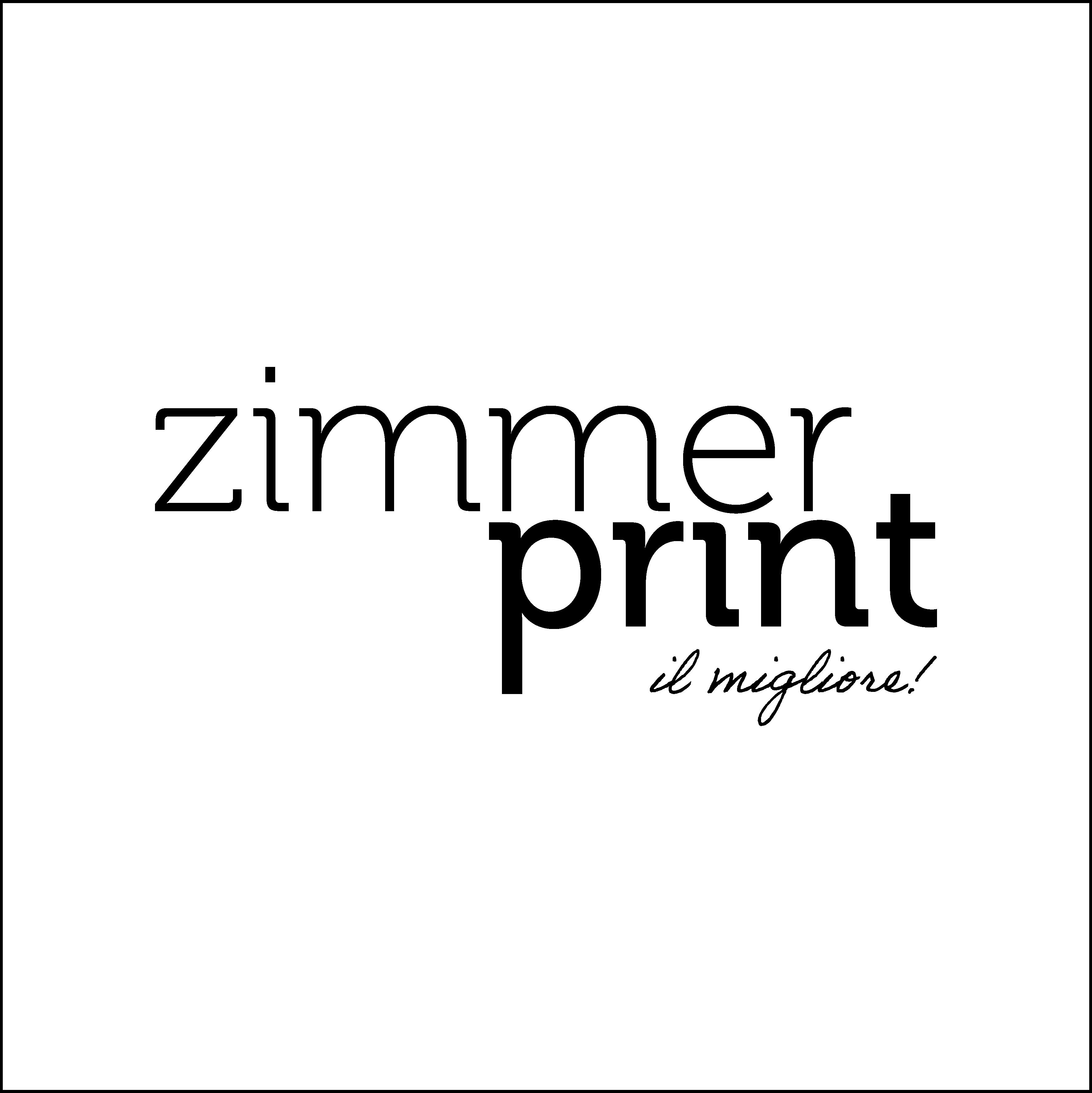 Zimmerprint Druckerei Ottakring Logo Uebersicht