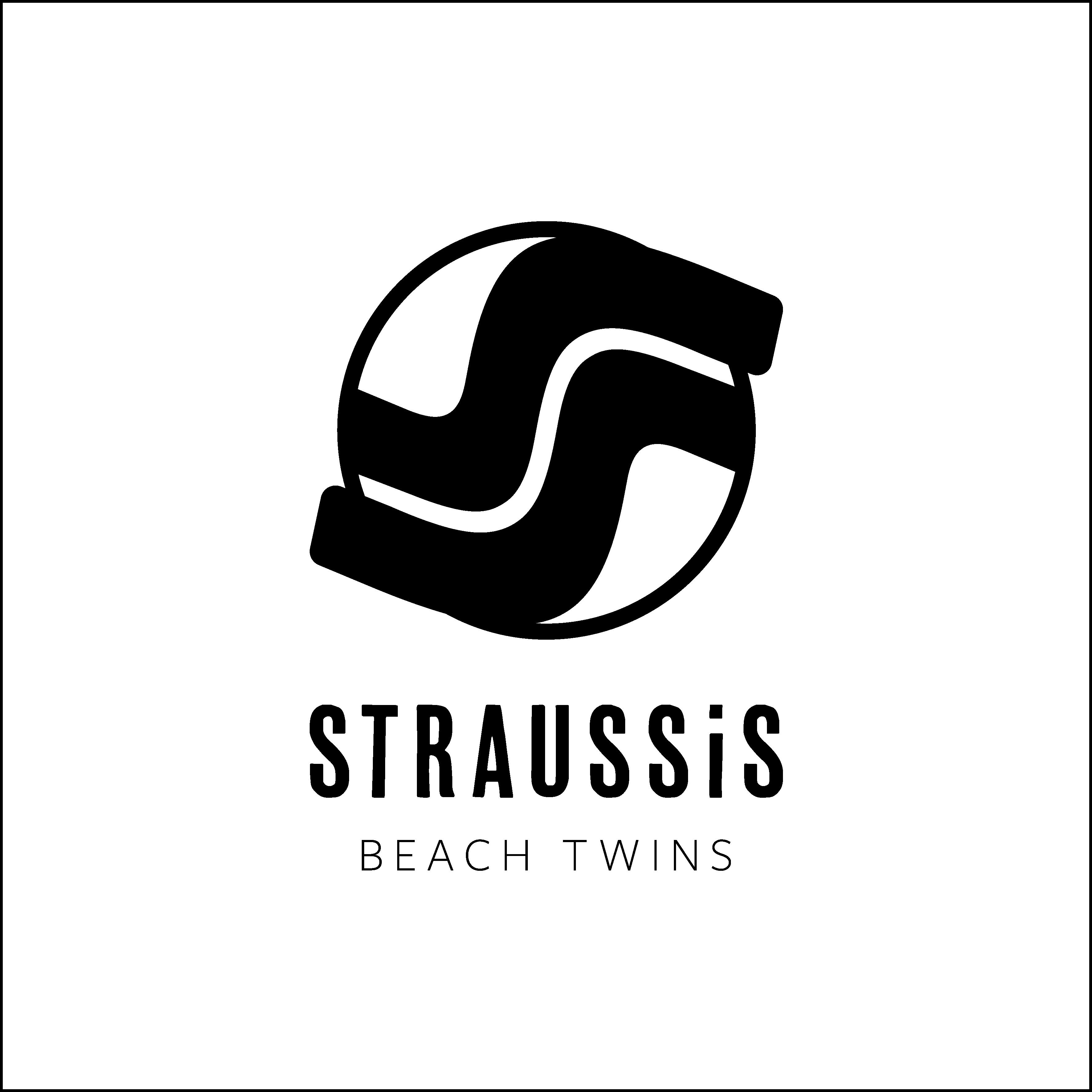 Straussis Beachtwins Logo Uebersicht