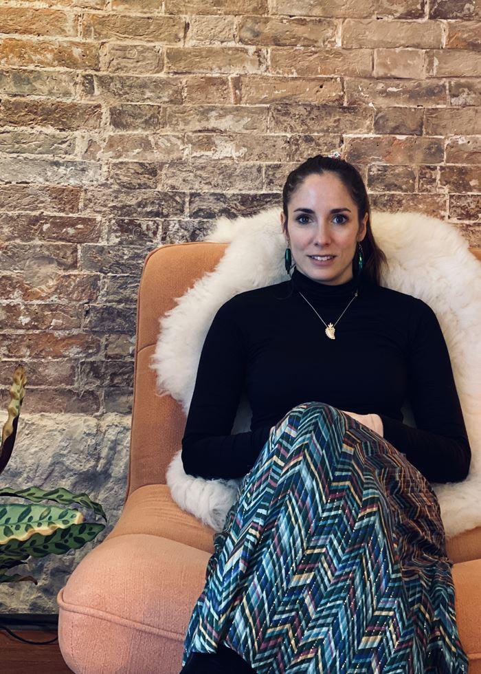 Emma Popieul Thomé, hypnothérapeute à Paris