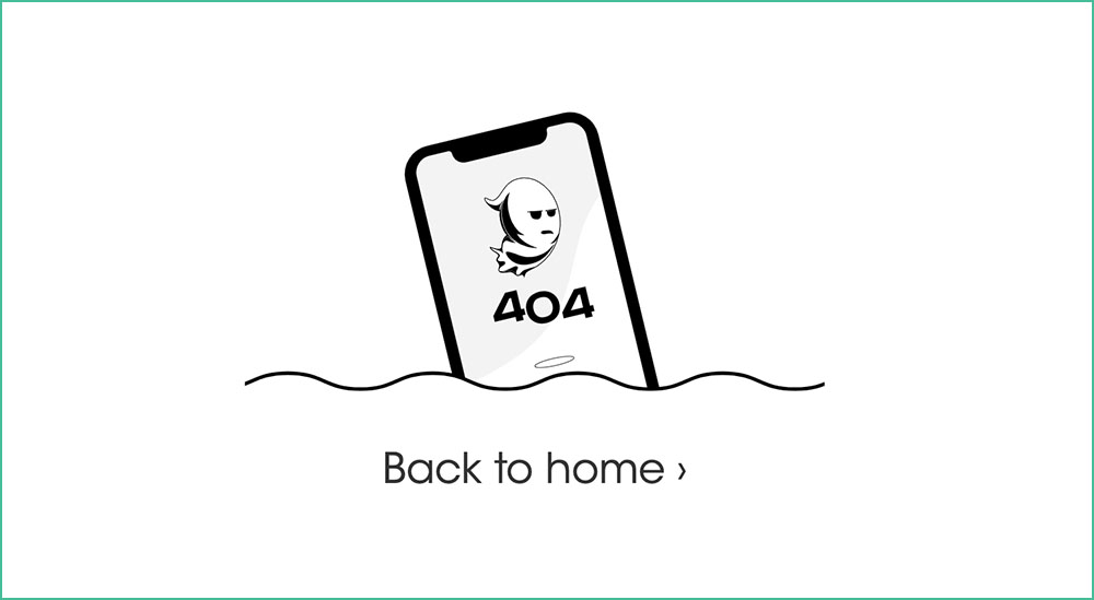 Input Media 404 Page