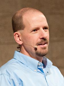 Pastor Chris Hess