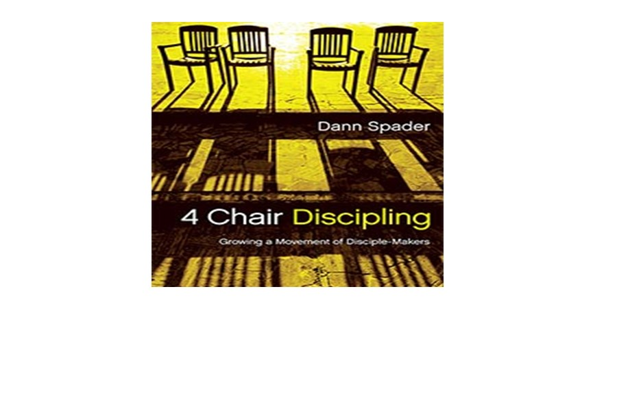 4 Chair Discipling Seminar