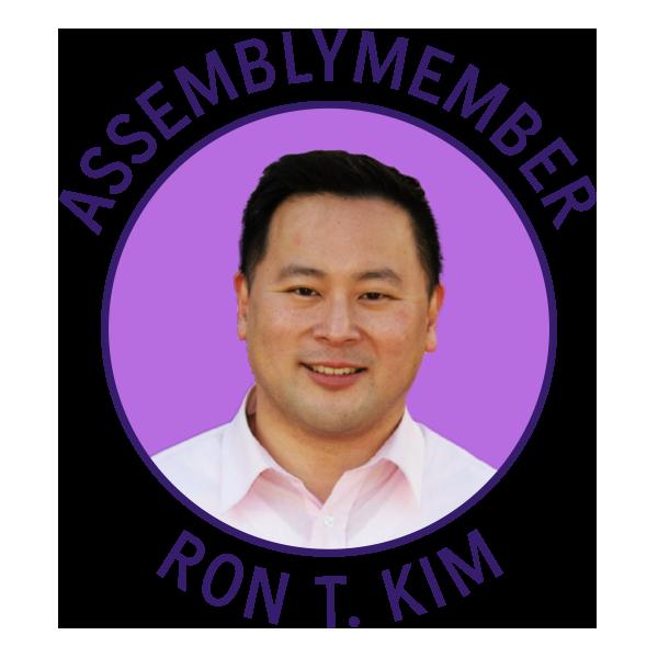 Assemblymember Ron T. Kim