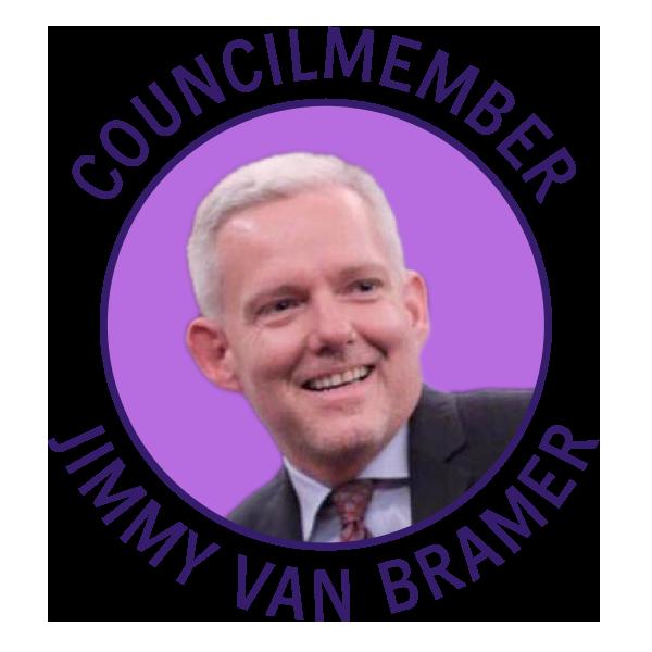 Councilmember Jimmy Van Bramer