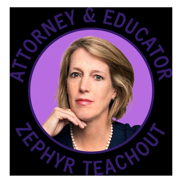 Attorney & Educator Zephyr Teachout