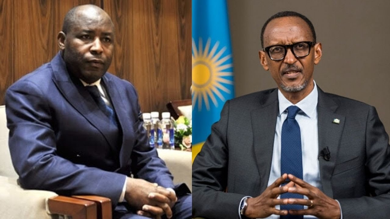 Burundi – Rwanda : vers un bras de fer entre Evariste Ndayishimiye et Paul  Kagame ?