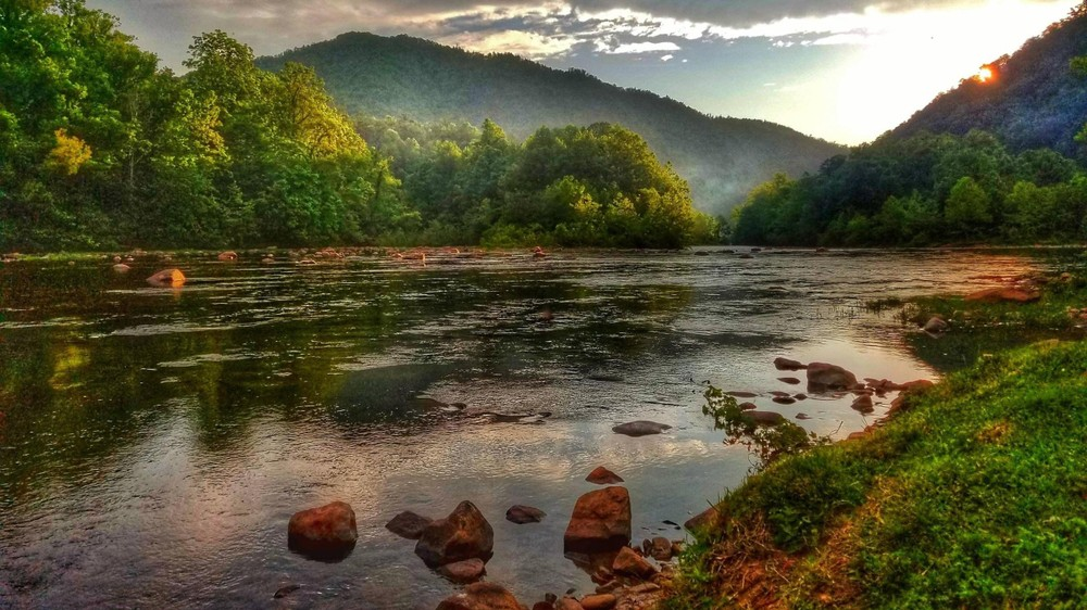 The area where Virginia, North Carolina, and Tennessee connect is a special place for those who love mountains, wilderness, and the special culture created by this ruggedness. Join us in exploring this wonderful area!