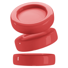 Icon of red coins.
