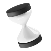 Icon of an hourglass.