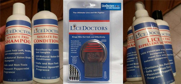 Best Head Lice Removal Product