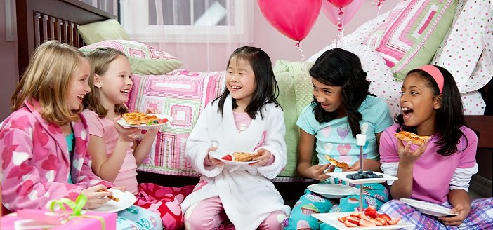 The Slumber Party that Became a Head Lice Picking Party