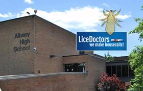 Albany (NY) School Lice Policy