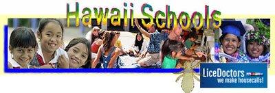 Honolulu School Lice Policy