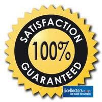 Professional Lice Service Guarantee