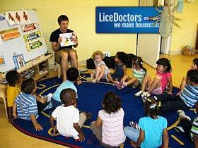 Detroit School Lice Policy