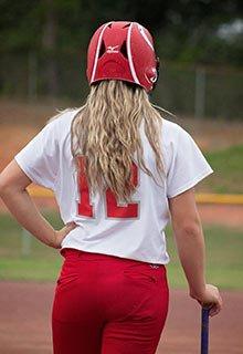 head lice in helmet sports uniform baseball football hockey riding