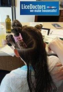 lice removal best most effective comb combing technique nit pick