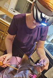 lice tips head lice nit bug checks school