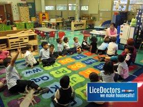 Boston School Lice Policy