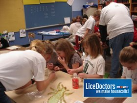 Knoxville School Head Lice Policy