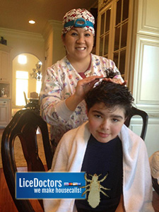 lice-doctors-lice treatment