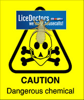 Do chemical lice treatments work to kill lice?