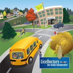Lice On Kansas City School Bus
