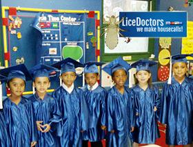 Jacksonville Florida Preschool Graduation