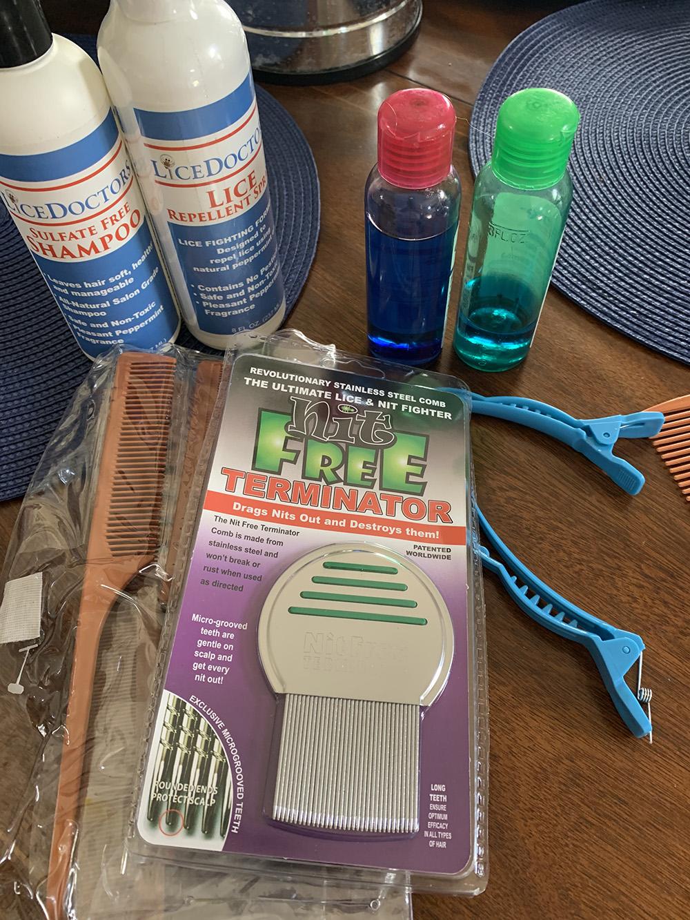 Lice Treatment in Anaheim, CA