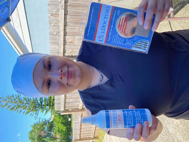 Mobile Lice Doctor in Boca Raton, Florida
