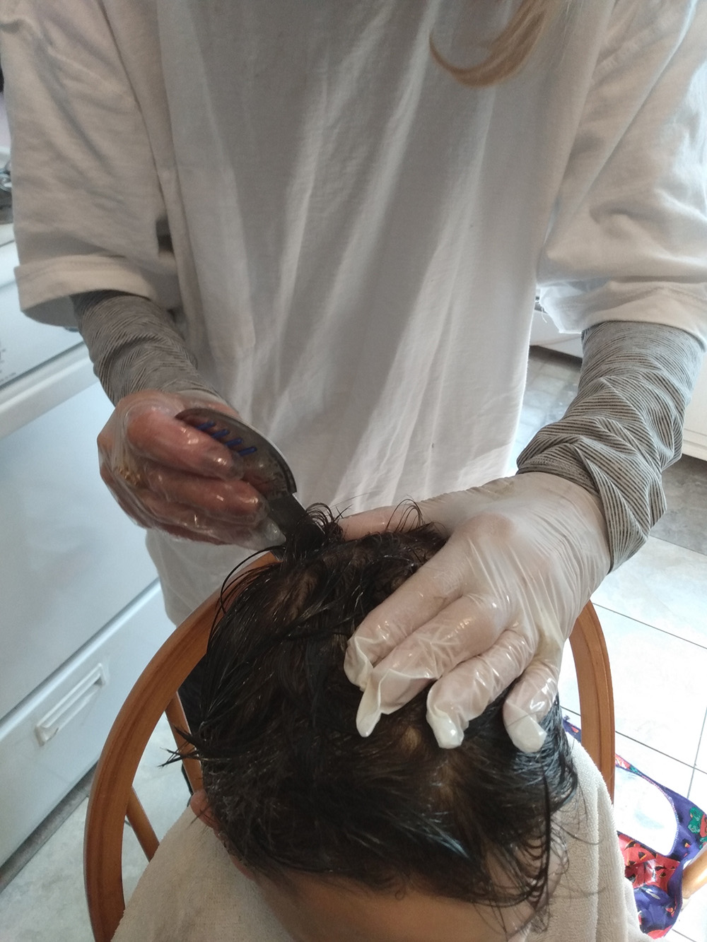 Mobile Lice Doctor in Burleson and Mansfield, Texas
