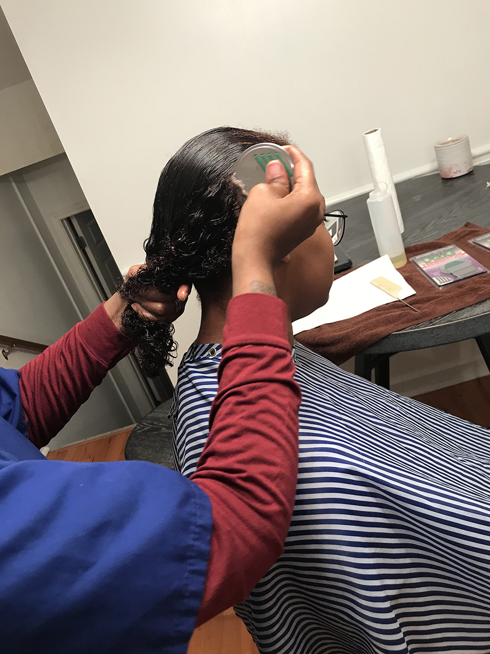 Mobile Lice Treatment in Dunwoody and Sandy Springs, Georgia