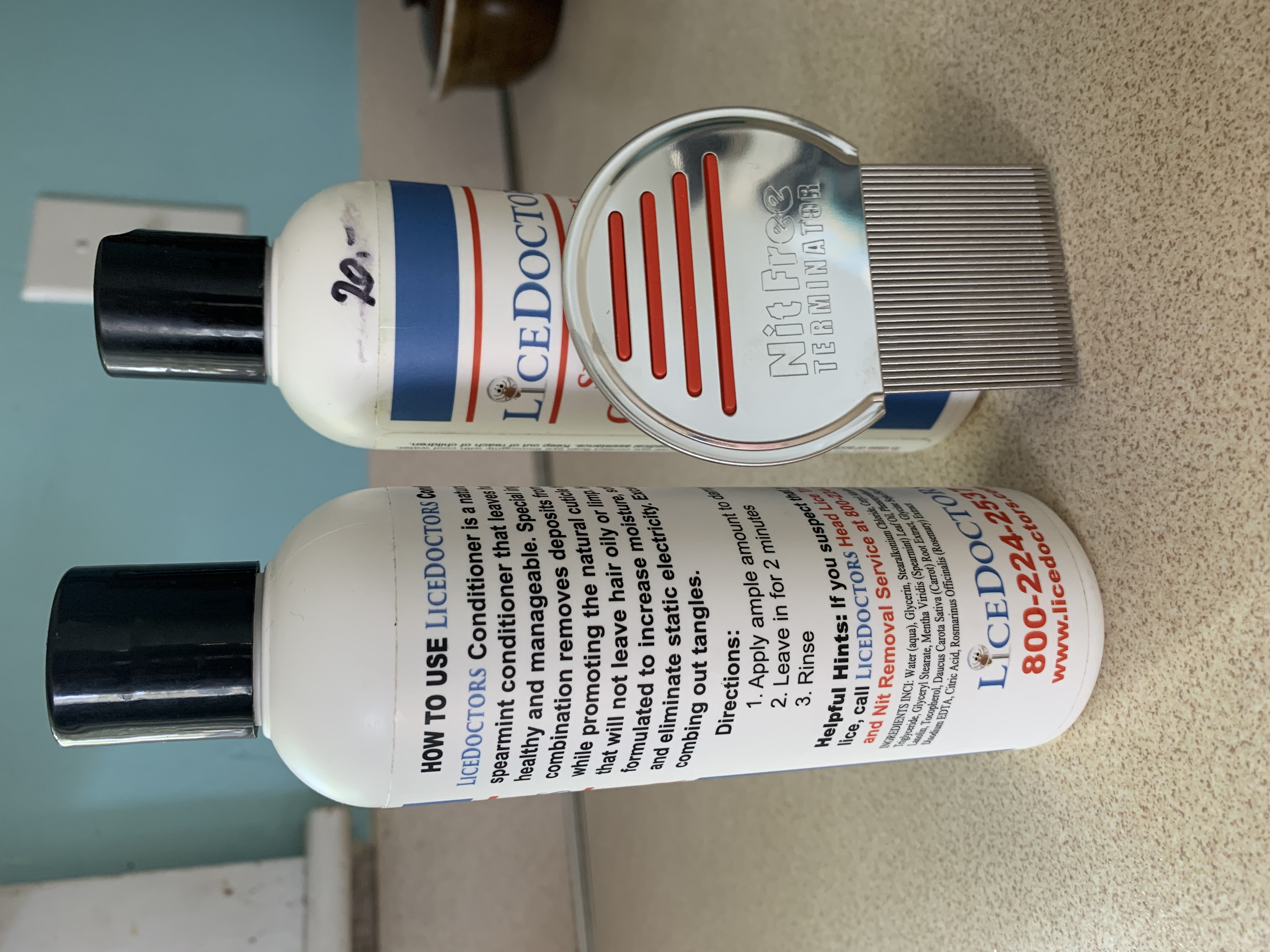 Lice Treatment in Portland, Maine