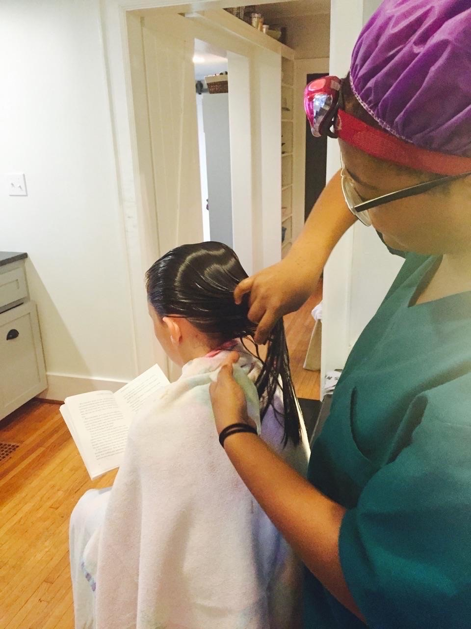 Lice Treatment in Northern Virginia