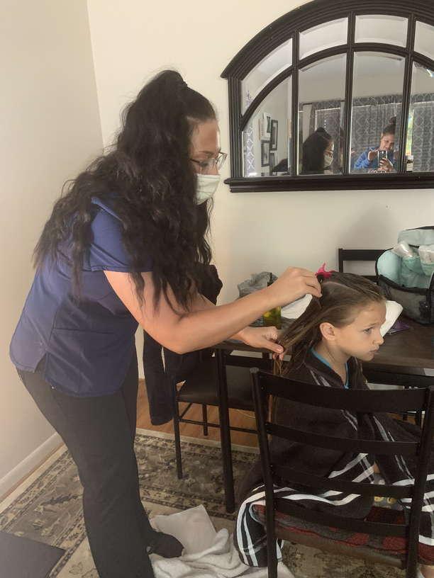 Mobile lice doctor in Richmond and Charlottesville, VA 1