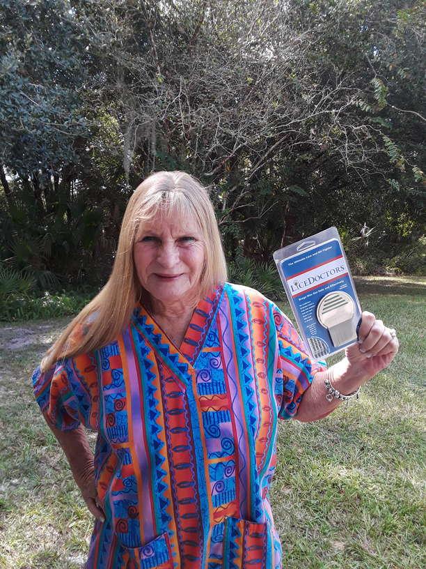 Mobile lice doctor in Sarasota, FL