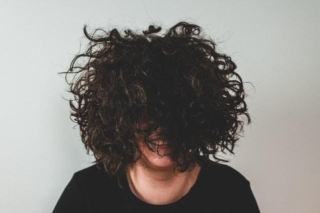 Lice Treatment for Thick Curly Hair
