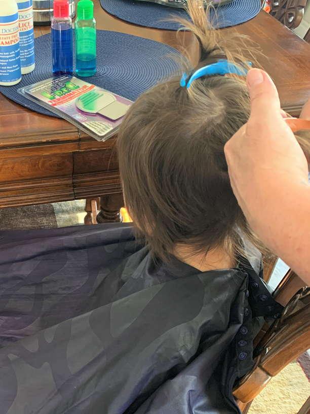 Mobile lice doctor in Marietta and Smyrna, GA