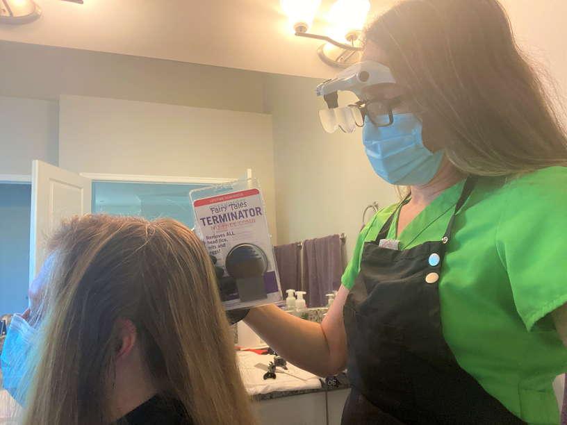 Lice Treatment in Livonia and Novi, MI