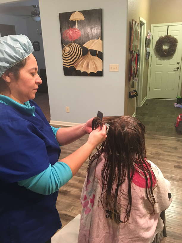 Lice Treatment in Lewisville and Flower Mound, Texas
