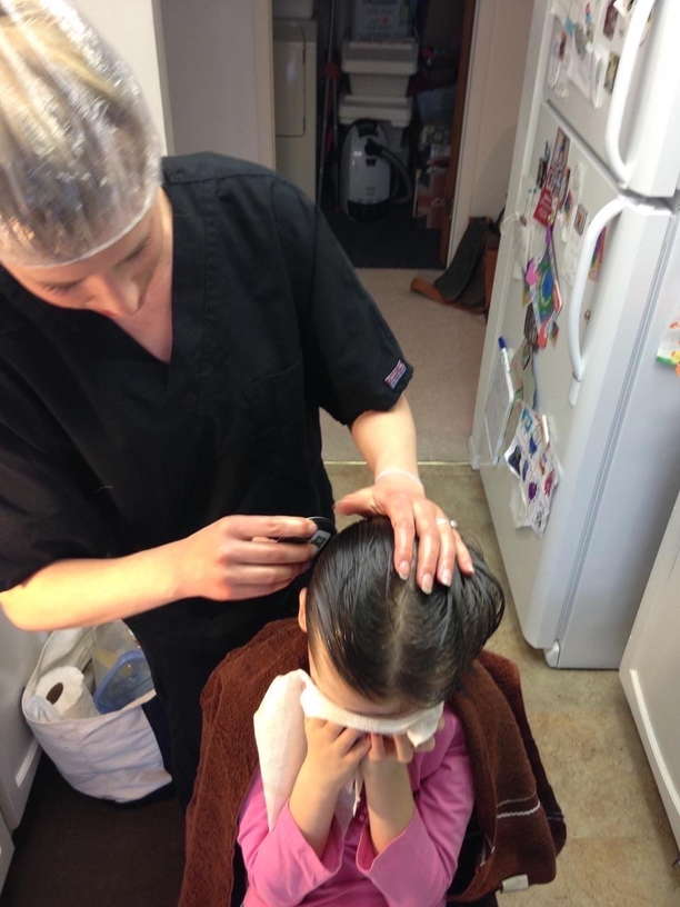 Mobile lice doctor in Melbourne and Palm Bay, FL