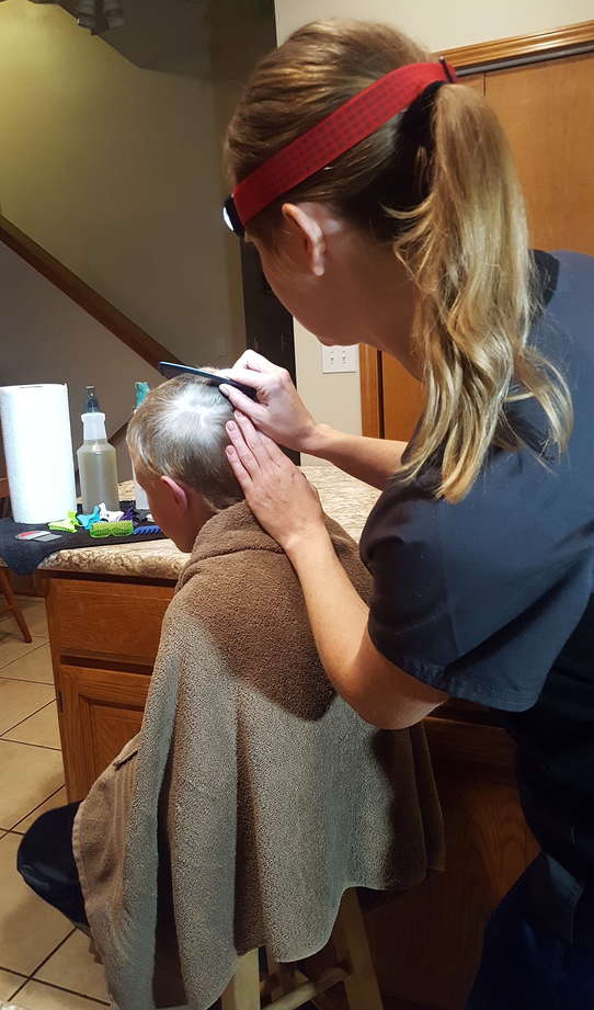 Lice Treatment in Frederick County, MD