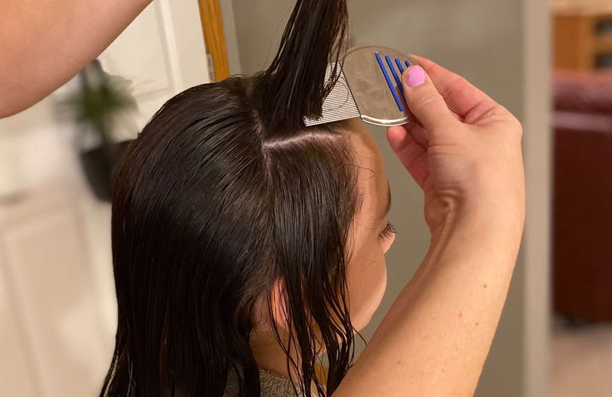In-home lice treatment in Cleveland